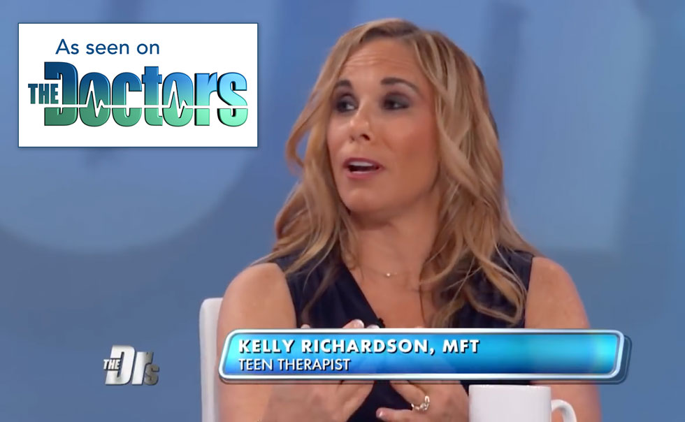 Decoding Your Teen! Kelly Richardson joins The Doctors