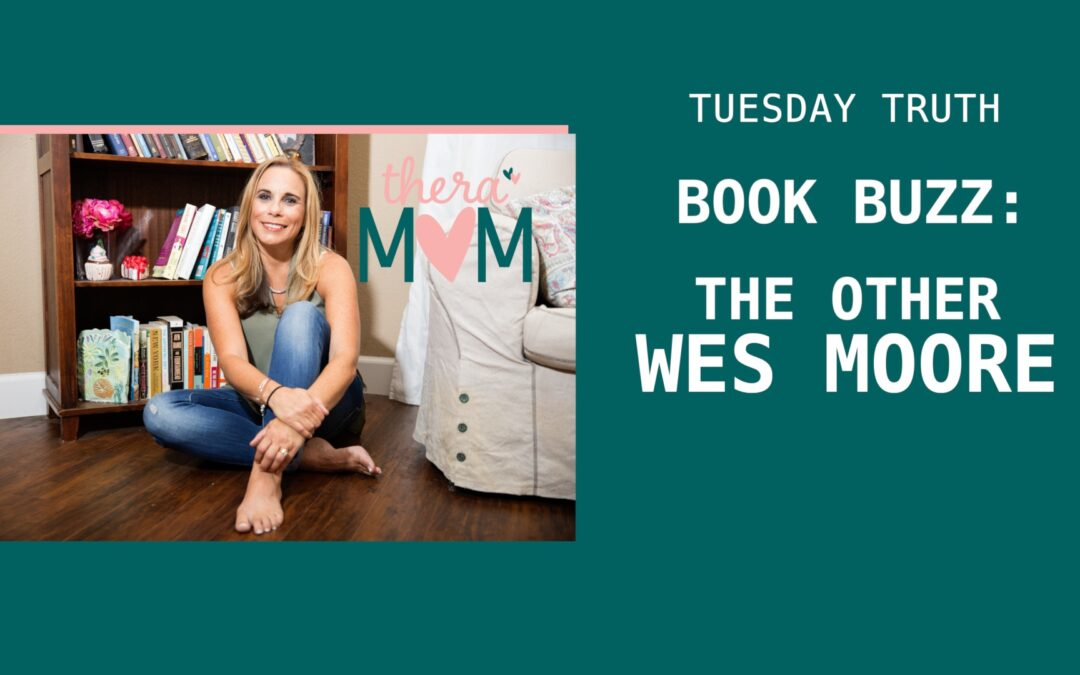 Book Buzz: The Other Wes Moore